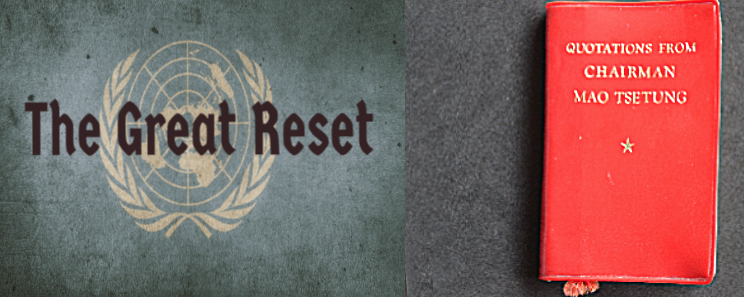 The 'Great Reset' and The 'Little RedBook'