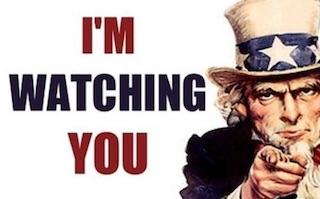 The Pentagon is a PeepingTom